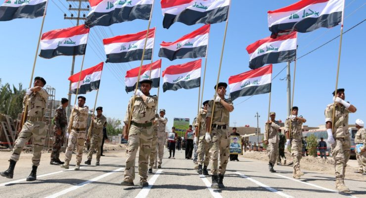 The Long Knives Come out in Baghdad