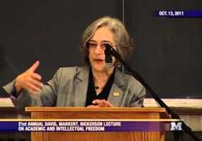 Victim of McCarthy-Era Witch Hunt calls on U-Illinois not to Fire Critic of Israeli Policies