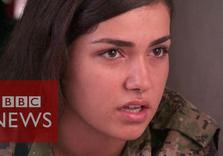 Are ISIL fighters Afraid of Women with Guns?