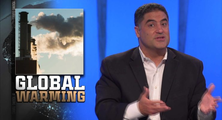 Climate Change is the real Terrorist (Young Turks)