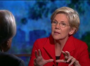 Elizabeth Warren: Taking on Entrenched Wall Street Interests that have Rigged the Game (Moyers)