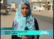 Gaza: 100,000 Palestinians Left Homeless, Fear unexploded Bombs in Rubble