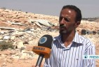 Israeli forces begin home demolitions in Bedouin village near Jerusalem