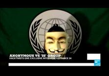 """""""Operation Ice ISIS"""":  'Anonymous' Hackers take on Extremist Group on Social Media"""