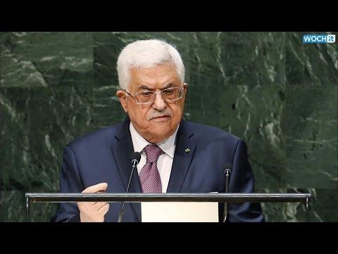 Palestine Pres. Abbas will urge Int'l Boycott of Israel if US vetoes UN Resolution