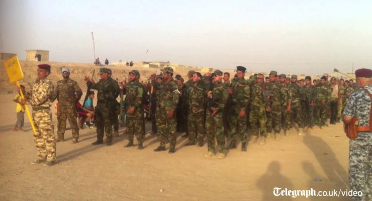 Shiite Militias of Iraq Reject US Return, Threaten to Attack US Forces