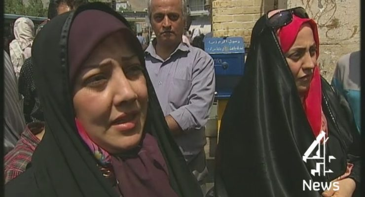 What You won't See on US TV:   Iranians Sympathetic to US over ISIL Attacks