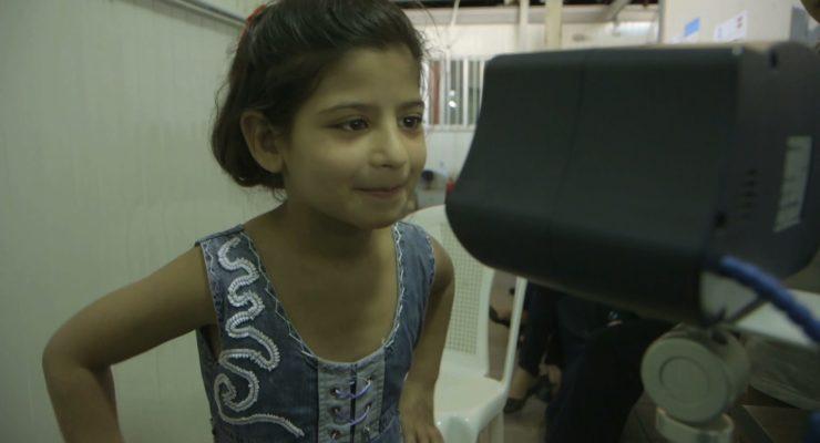Humanitarian Crisis: Health Care and Jordan's 600,000 Syrian Refugees