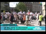 Hundreds of Israeli public figures urge British Parliament to recognize the State of Palestine