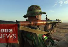 Kurdish Forces Under-equipped, Need ground troop Allies:  Peshmerga General