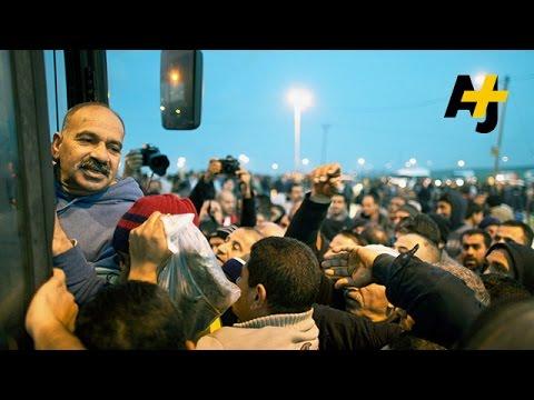 """Pilot Program"" of Segregated Buses banning Palestinians in Israel"