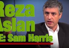 Reza Aslan, religion Ph.D. vs. Sam Harris