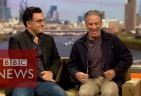 Rosewater:  Jon Stewart and Maziar Bahari talk about their Film