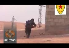 The Alamo of the Kurds:  Kobane Near Falling to ISIL