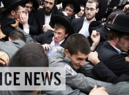 The Ultra Orthodox vs. The Israeli Army: Israel's Other Religious War (VICE)