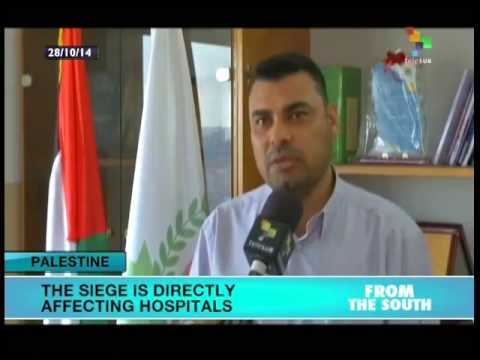 Unprecedented Damage to Gaza & its People can't be repaired with Just more Aid