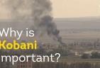Why is Kobani Important?   ISIS advances against Syrian Kurds despite US Airstrikes