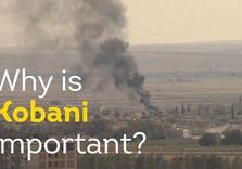 Why is Kobani Important?   ISIS advances against Syrian Kurds despite US Airstrikes