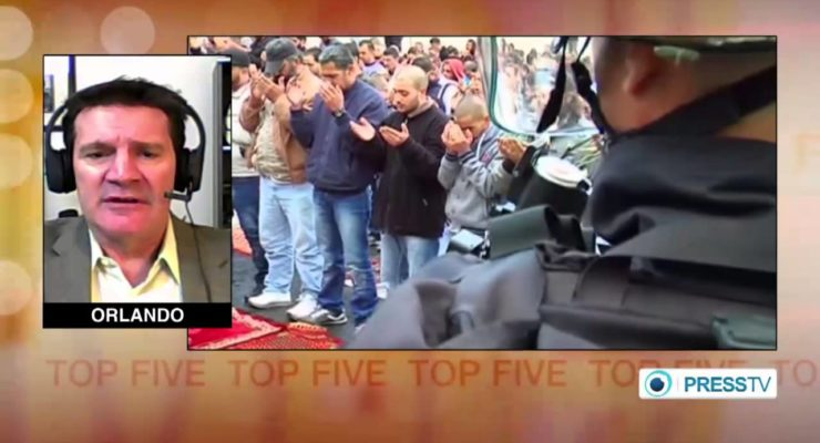 Israeli Forces open fire on Palestinian Qalandia Demonstrators, Wounding 8