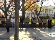 Americans ask Pres. Obama to show Thanksgiving Mercy to Gaza