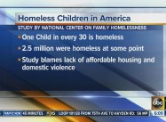 Child Homelessness rising in US — Red States wonder why they're the Worst