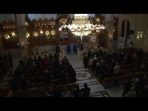 Christians of Syria's Aleppo Hold out Despite Extremist Daesh/ISIL Threat