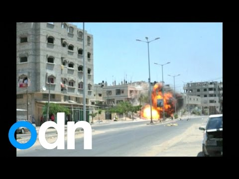 Critics Slam US Military's 'Disturbing' Praise for Israel's Gaza Offensive