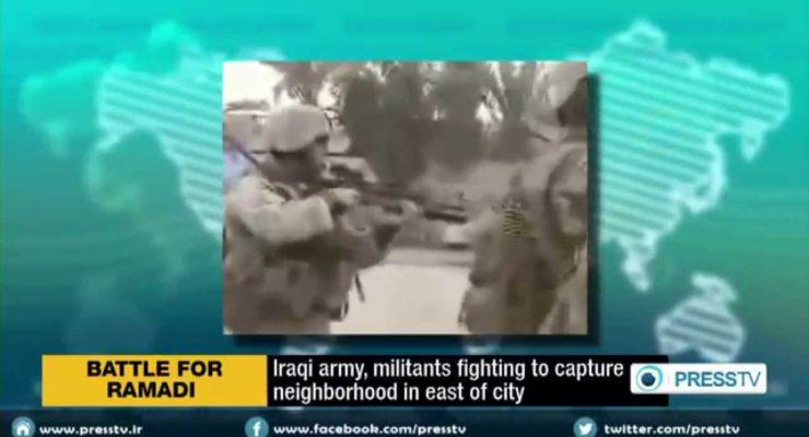 Iraq:  Daesh/ISIL executes 26 Sunni Tribesmen in Campaign to Take Ramadi