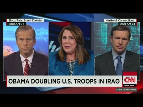 Iraq War 3.0?  What could possibly Go Wrong?