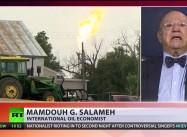 Oil Price Fall:  Saudi Arabi targets US Shale Oil, Iran, Iraq, Russia
