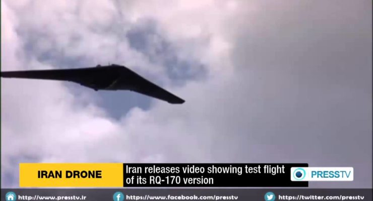 Stealth Drone Proliferation:  Iranians Reverse engineer captured US Spy Drone