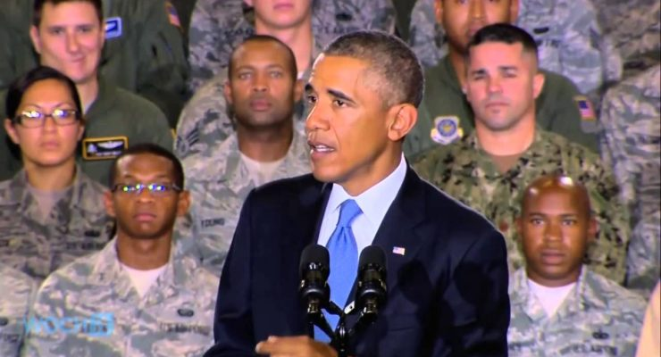 Top 5 Reasons Obama is Seeking Congressional Approval for War on ISIL