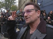 U2′s Bono on 'Band Aid 30′: Ebola is a 'political failure'
