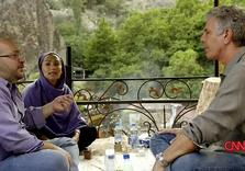 Anthony Bourdain on Iran and Beirut (Bisley Interview)