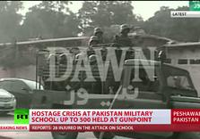Desperate Pakistani Taliban, on the ropes, attack Army School in Peshawar: Large scale Casualties