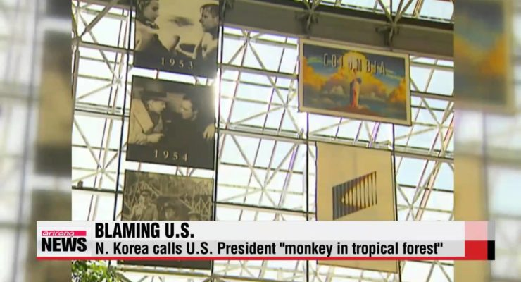 GOP Figures used racist Ape imagery for Obama before North Korea did