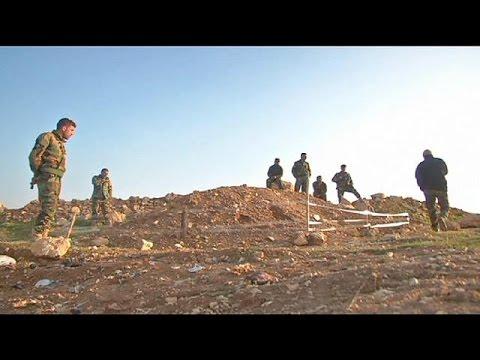 Iraq: Yezidis return home to find Mass Graves, Daesh/ISIL Massacres