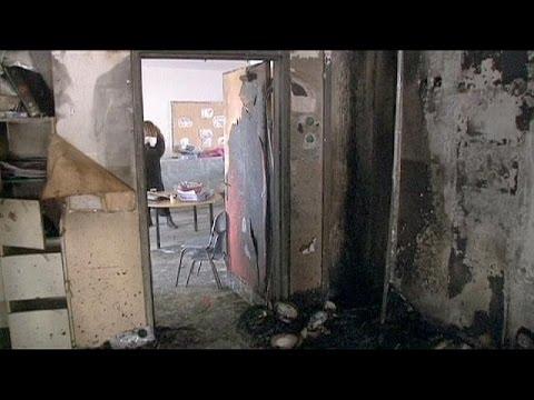 Jewish Terrorists set Fire to joint Arab-Jewish School in Jerusalem