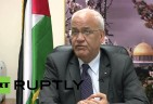 "Palestine to present Resolution on Statehood to Security Council ""By Monday"""