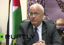 """Palestine to present Resolution on Statehood to Security Council """"By Monday"""""""