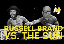 Russell Brand v. Press Lord Rupert Murdoch:  Who won?