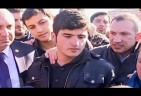 Schoolboy arrested for insulting Turkish president released