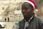 Victim of Apartheid Wall:  Christmas in Isolated Bethlehem