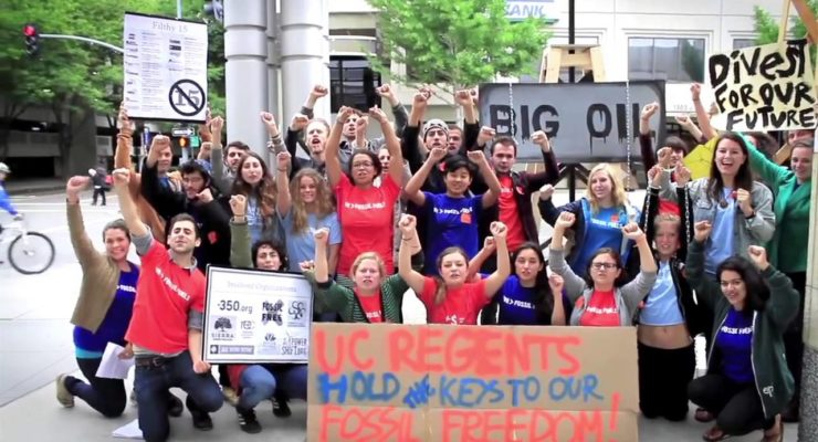 Why it makes Economic Sense for Universities to Divest from Fossil Fuels