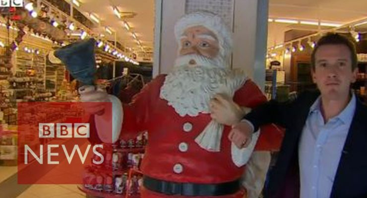 You'll Never Guess where Santa Claus was really from