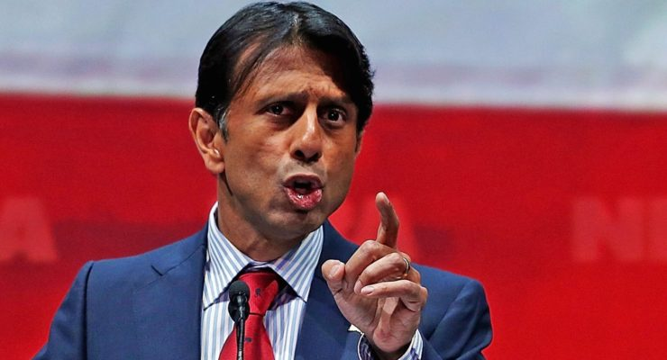 """Bobby Jindal Gets Called Out for Muslim """"No-Go Zones"""""""