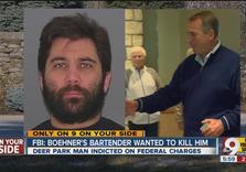 Boehner would-be Assassin had .380 Handgun despite Hearing Voices, Planning Murder