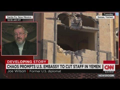 Can US can help Mediate Yemen Crisis?  US Embassy Cuts Staff…
