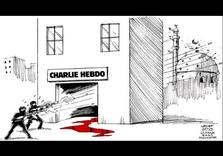 'Cartoonists for Peace' respond defiantly to Paris Terrorists