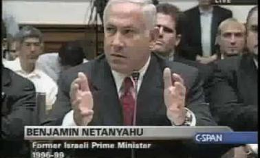 Netanyahu Imported by GOP to once again warn